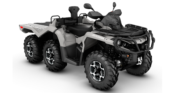 ATV Quad Outlander 6x6 1000 XT T3