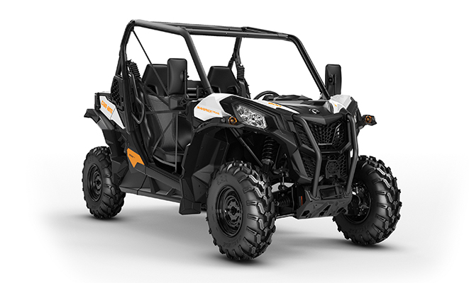 canam maverick trail 800 base