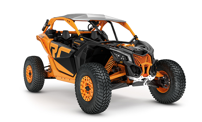 canam maverick turbo x rc