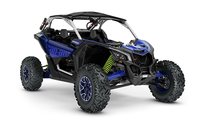 canam maverick turbo x rs